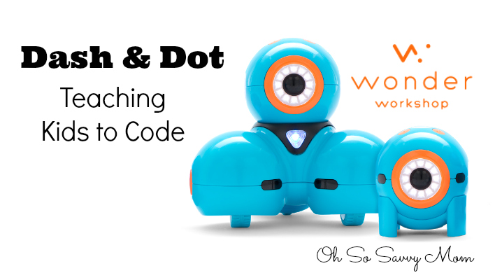Dash and Dot: www.makewonder.com