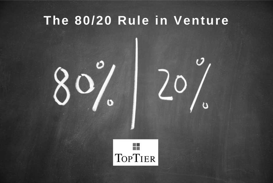 The 80/20 Rule In Venture