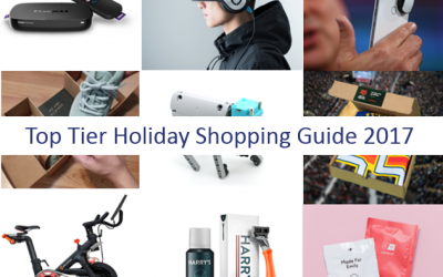 Top Tier Holiday Shopping Guide 2017