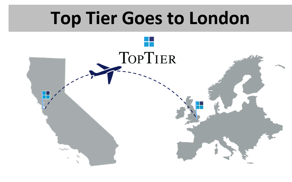 Top Tier Goes to London!