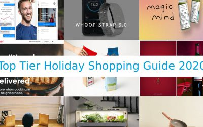 Top Tier Holiday Shopping Guide 2020