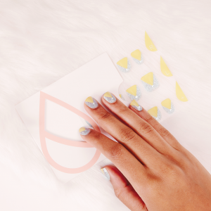 ManiMe delivers stick-on gel nails that are laser-cut to fit