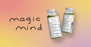 Magic Mind is a productivity drink