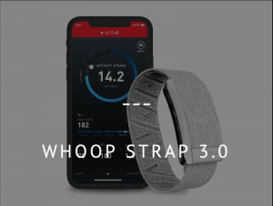 Whoop Strap 3.0 is the latest wearable sensor that rivals the Apple Watch