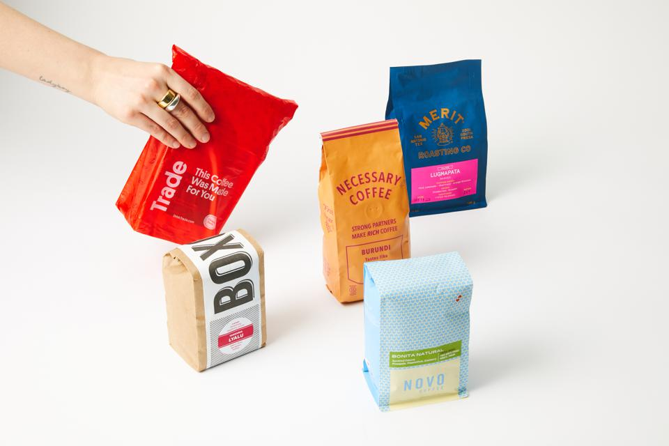 Trade Coffee is an online coffee marketplace experience